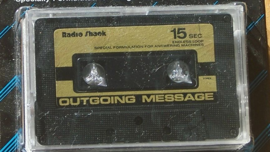Recorded messages