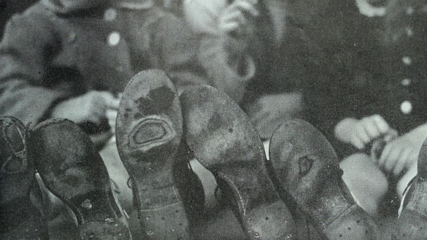 Cobbler's children